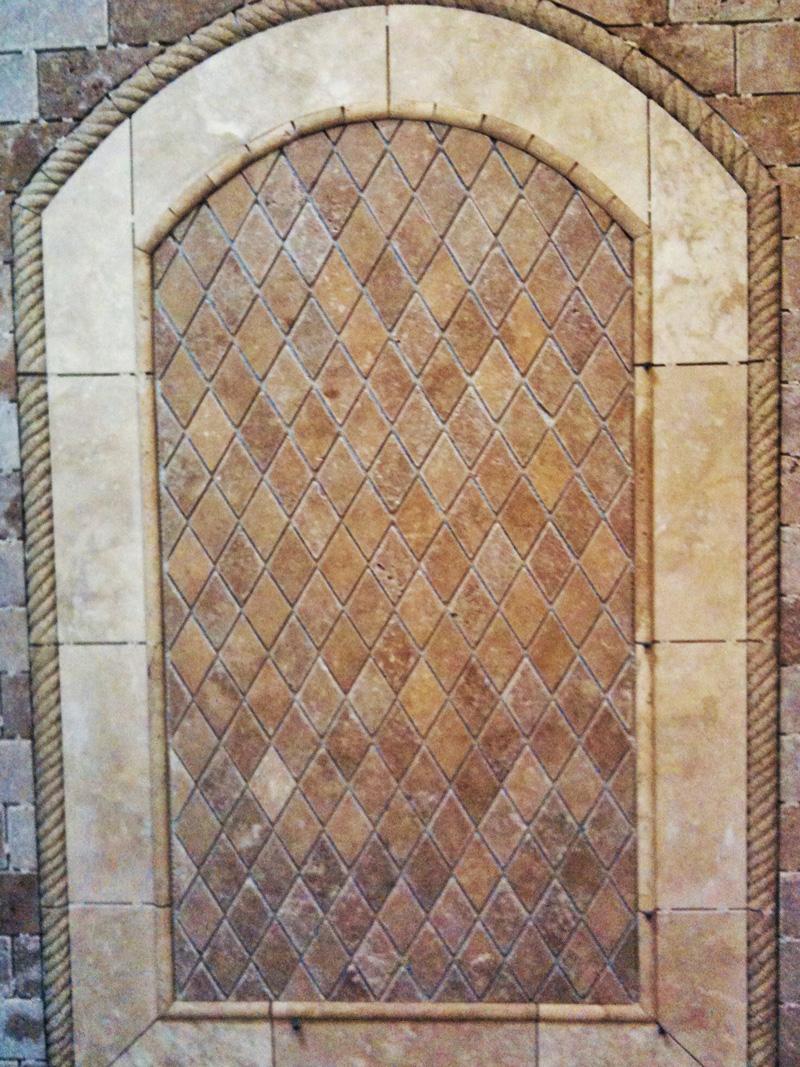Italian artistry tile