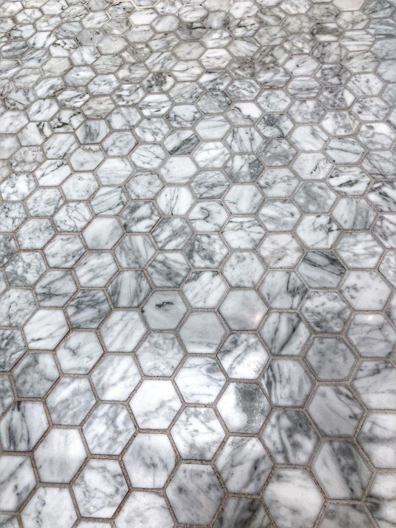 monochromatic-tile-floor-detail