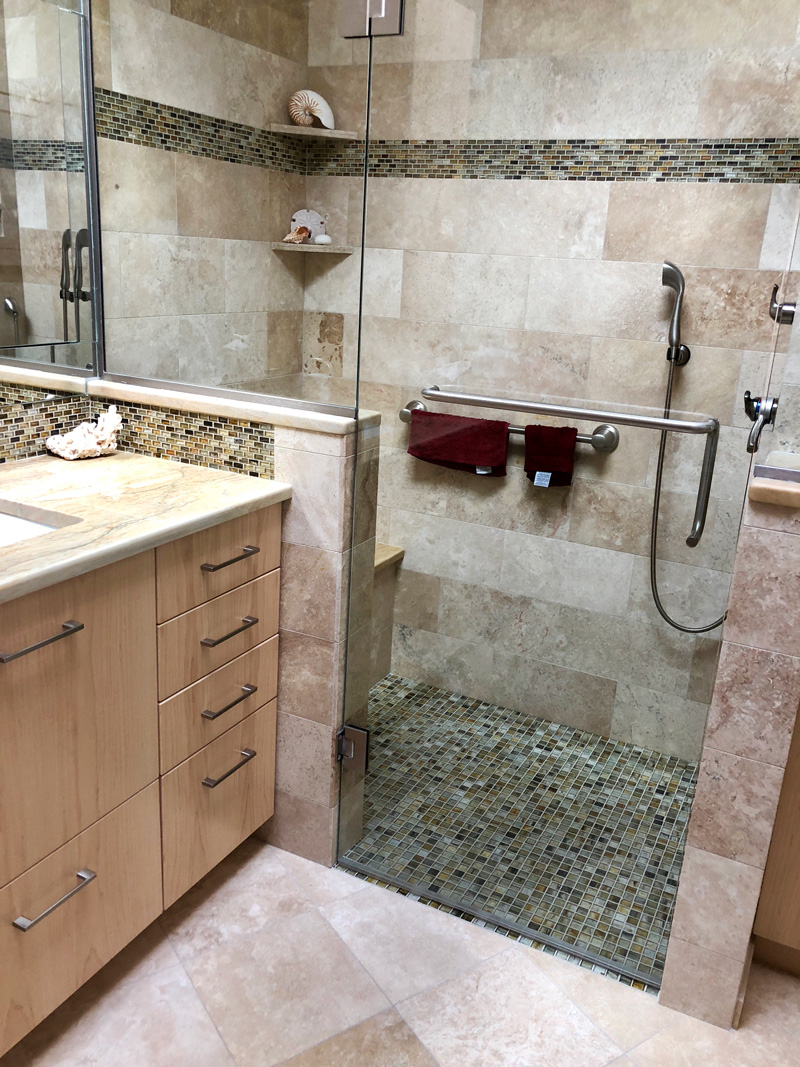 tile-shower-with-glass-door